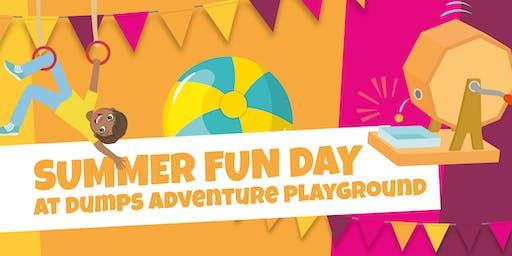 Dumps Adventure Summer Fun Day