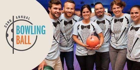 23rd Annual Bowling Ball tickets