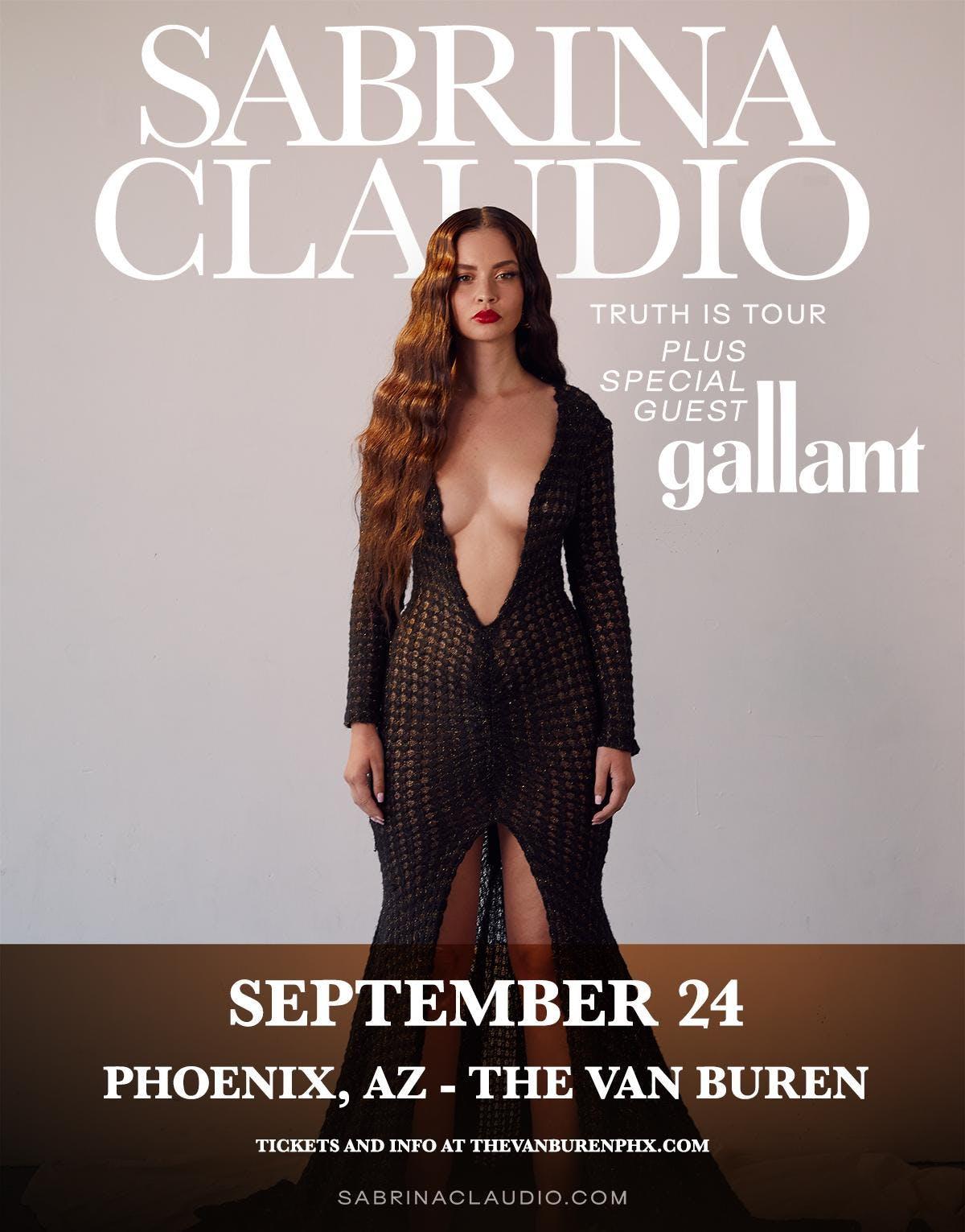 Sabrina Claudio - Truth Is Tour