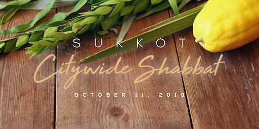 Sukkot Citywide Shabbat