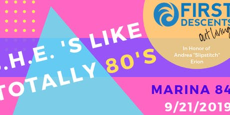 S.H.E.'s Like, Totally 80's!! tickets