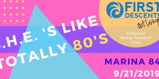 S.H.E.'s Like, Totally 80's!!
