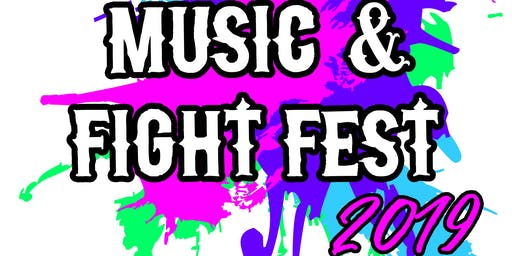 Downtown Music and Fight Fest 2019