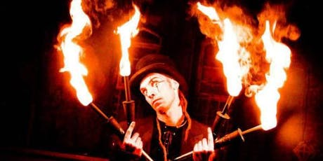 Fire Performance with Will Flanagan tickets