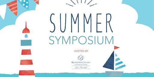 Summer Symposium: Summer Safety