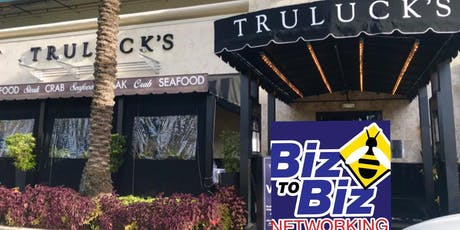 Biz To Biz Networking at Truluck's Galleria tickets