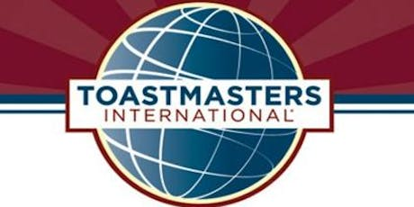 Wellington Toastmasters Meeting ~ Free Guest Pass~ tickets