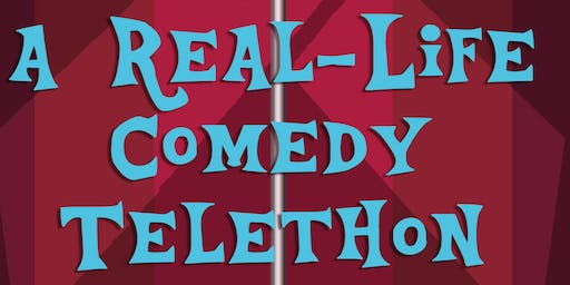 Mr. Neptune & Kung Fu Bruno Present A Real-Life Comedy Telethon