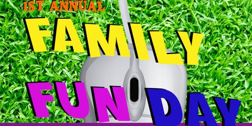 Our First Annual Family Fun Day