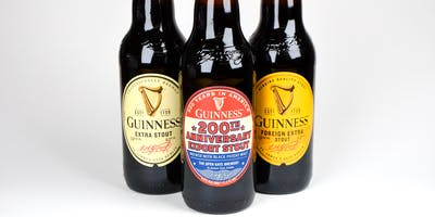 Evolution of dark beer from Porter to Stout with Guinness!
