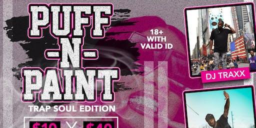 Puff & Paint Trap Soul  Edition