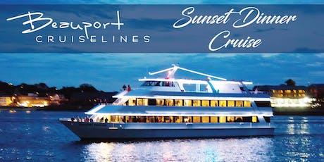 Sunset Dinner Cruise tickets