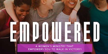 Empowered: Women's Ministry @ Awakening House of Prayer tickets