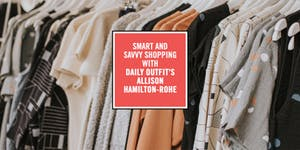 Smart and Savvy Shopping with Daily Outfit (ONLINE)