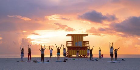 Sunrise Yoga + South Beach Cleanup tickets