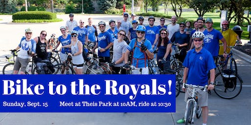 Bike to the Royals