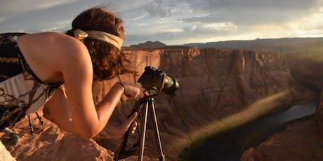 Workshops reisvideo's / reisfotografie / creatieve reisverhalen schrijven tickets