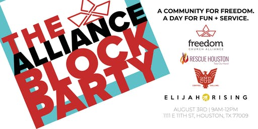 Alliance Block Party
