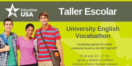 University English Vocabathon  tickets