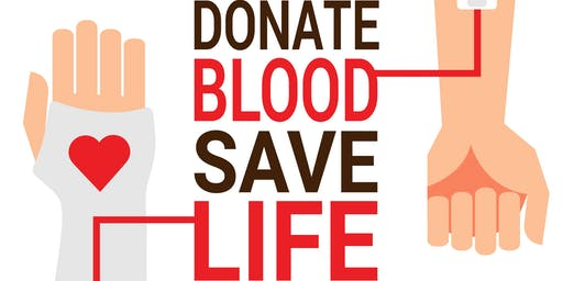 BLOOD DRIVE: Save Someone's Summer!