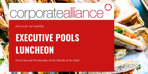 August Executive Pools Luncheon