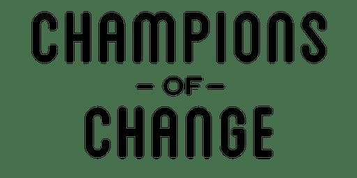 Champions of Change 2019