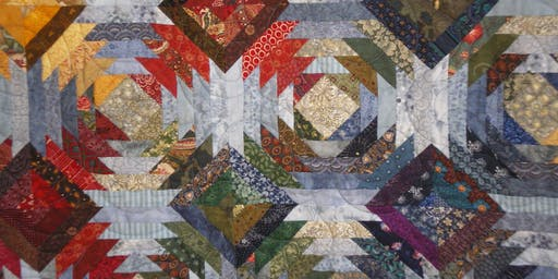Quilting with Candace in Porterdale: Paper Piecing the Pineapple Block