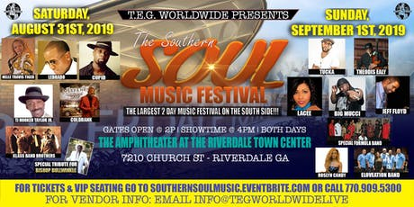 Southern Soul Music Festival tickets