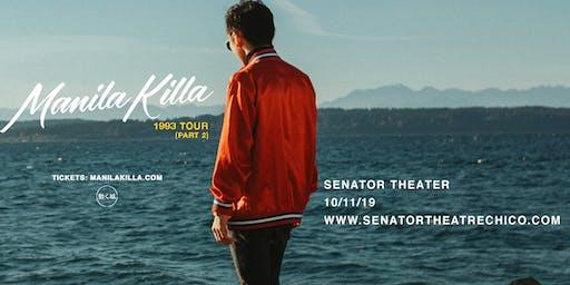 Manila Killa at the Senator