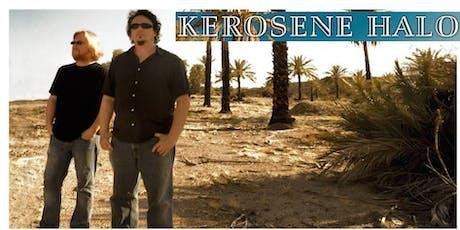 Kerosene Halo tickets