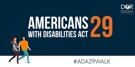 ADA 29 Walk tickets