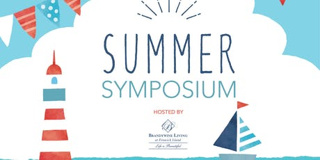 Summer Symposium: Navigating the Move to Assisted Living tickets