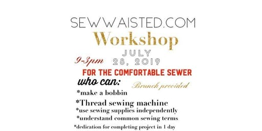 Workshop Pants Set for Comfortable Sewers
