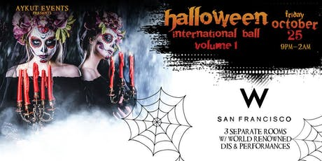 W Hotel Halloween Party tickets