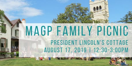 MAGP Family Picnic 2019 tickets