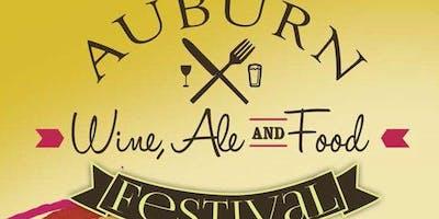 Auburn Wine, Ale, and Food Festival 2019
