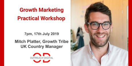 Exclusive Interactive Growth Marketing Workshop with Practical Tips tickets