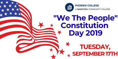 We the People - Constitution Day tickets