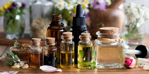 LUNCH & LEARN: Essential Oils 101 with Lindsay Williamson