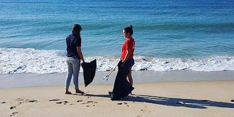 TRASHURE HUNTING : beach clean & make! tickets
