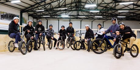 Gleis D BMX Workshop Hannover Tickets