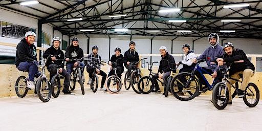 Gleis D BMX-Workshop in Hannover