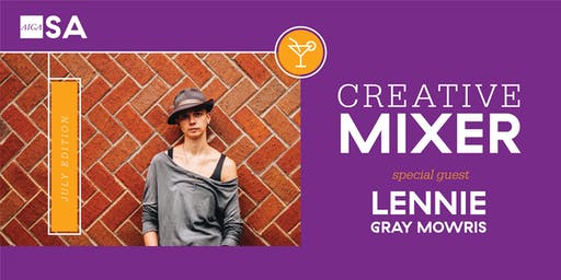 July Creative Mixer