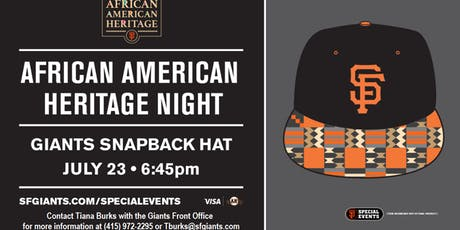 2019 African American Heritage Night (BABWC) tickets