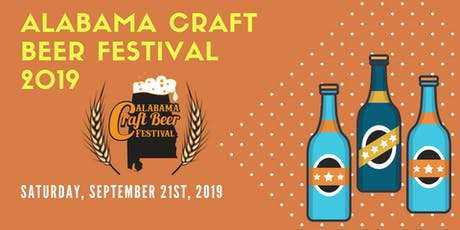 Alabama Craft Beer Festival tickets