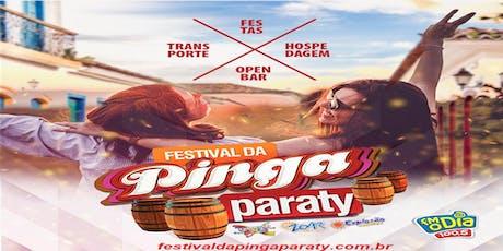 FESTIVAL DA PINGA DE PARATY 2019 - EXCURSÔES ingressos