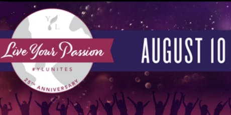 YL Live Your Passion Rally tickets