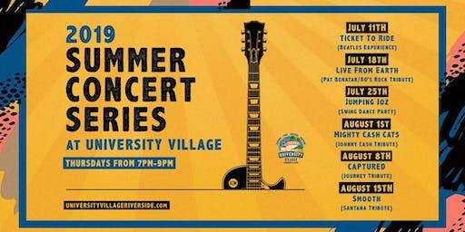 University Village FREE Summer Concert Series
