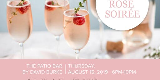 Rosé Soiree 2019