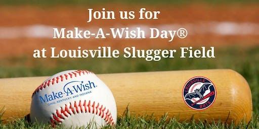 Make-A-Wish Day at the Ballpark
